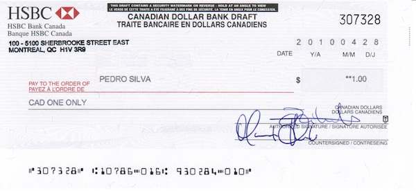 How to use banker's drafts and cheques